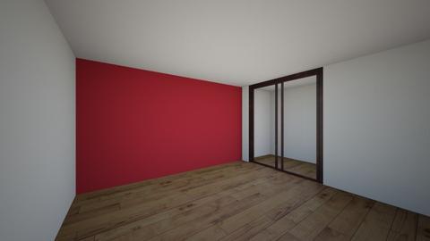 Alaa - Bedroom  - by Alaa Bahaa