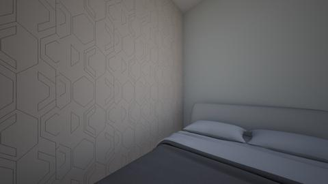 1 - Modern - Bedroom  - by VASILIS PAPAKONSTANTINOU