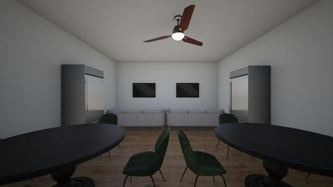 Stress Room Project - Living room  - by 1968662955