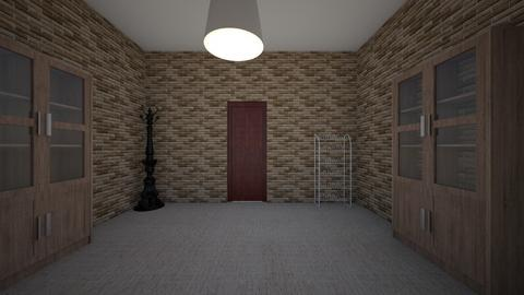Hallway - by Georgeweasleyismine