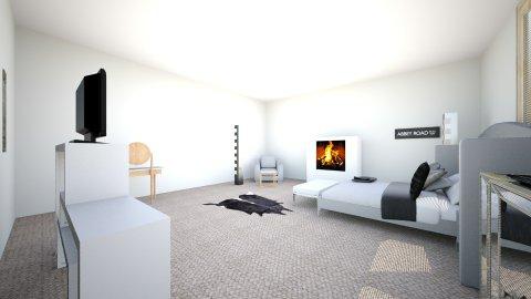 Classic Bedroom - Classic - Bathroom  - by aliyahlaureano