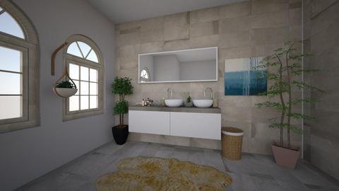 bathroom natural - Bathroom  - by Niikolina