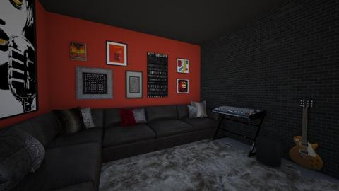Steven Tylers room - by yvonster