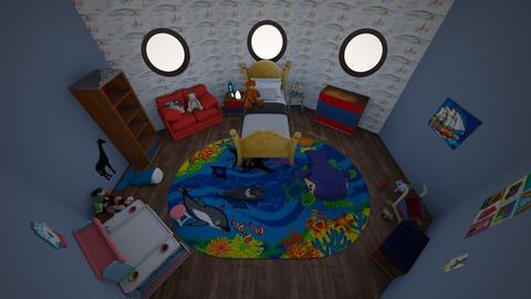 kid bedroom - Kids room  - by AmbrielFC