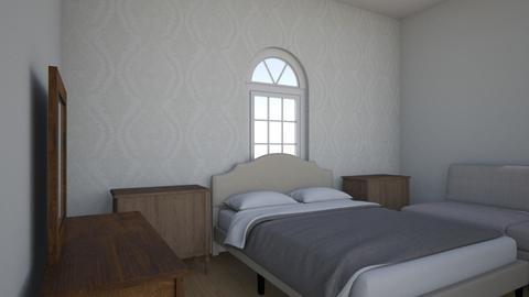 hamza_room - Modern - Bedroom  - by hamzanaeemkhan