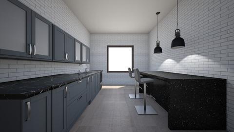 cozinha pequena  - Kitchen  - by alicia vieira