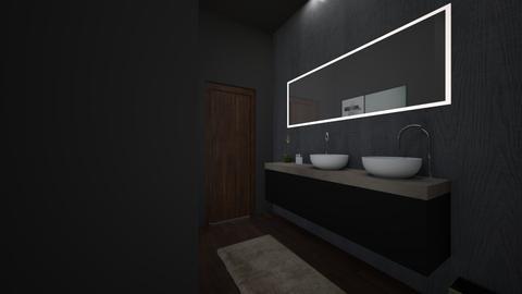 Bathroom modern - by voguexx