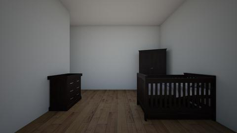 Nursery - Kids room  - by Katie Whitley
