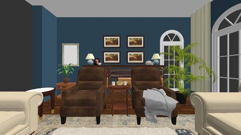 1627 - Living room - by calciumhydroxide