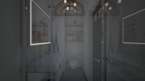 Nature_guests bathroom2 - Bathroom  - by lovasemoke