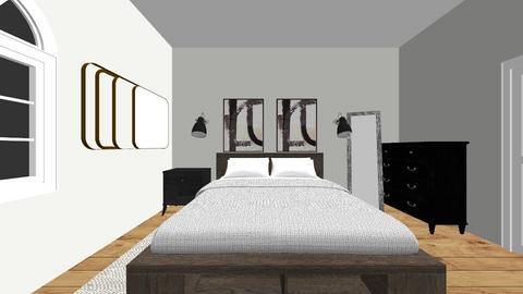 bedroom jons - Bedroom  - by Brianna_roblow