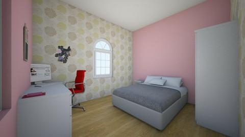 4534 - Bedroom - by Nastya Rosmet