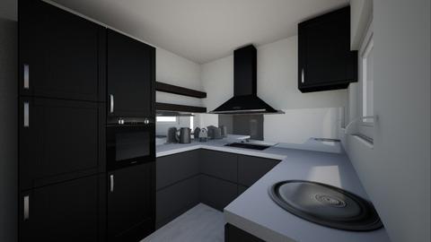 Keuken_02 - Kitchen  - by MaritvB