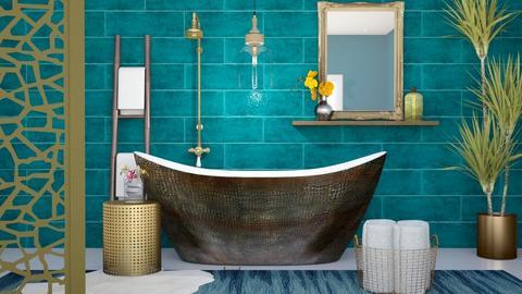 TM Bath 3 - Bathroom - by sarah4368