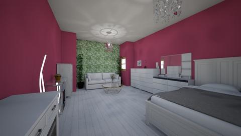Girl Bedroom - Modern - Bedroom  - by avokado2765