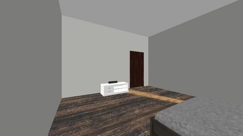 1 Story Floor plan - Modern - by marzolfj24