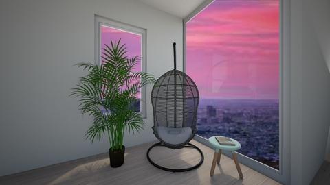 Dna Bedroom - Bedroom  - by DanceUnicorn
