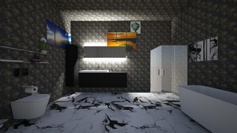 bathroom - Bathroom  - by The Wampus 1