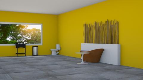 Simple Bathroom - Bathroom  - by designgirl59
