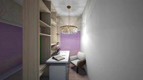 sky pink sky - Glamour - Office  - by izabella spark