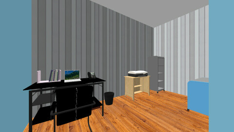 Home Office - Minimal - Office  - by StylishDesigns