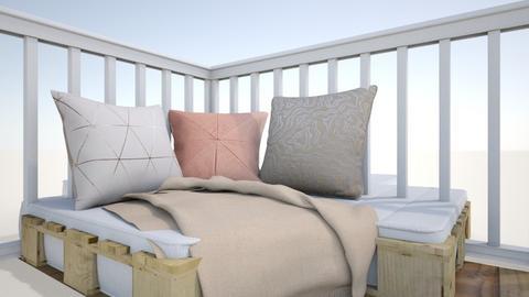balkon idee - Garden  - by lilyslijmegirl