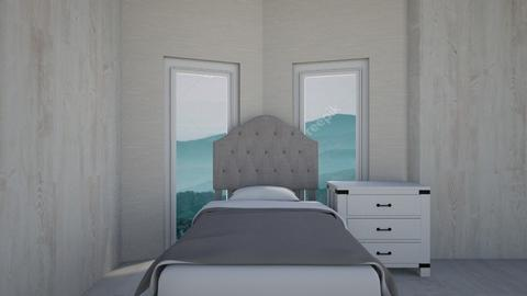 bed - Country - Bedroom  - by taebay1 OSG