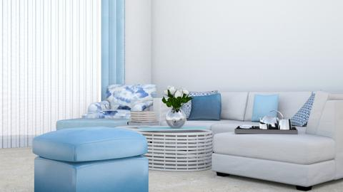 recreation - Living room - by areejkwaik