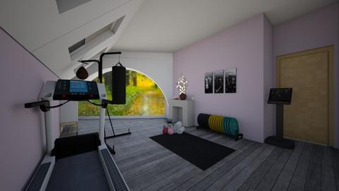 RElax yoga 1 - Modern - by quesal0l2347