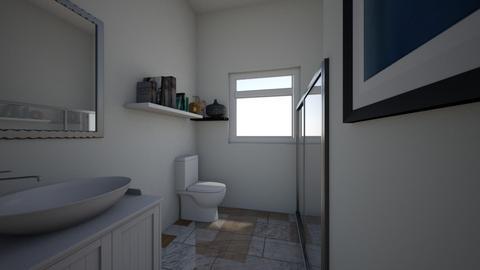 first - Bathroom - by joyflick