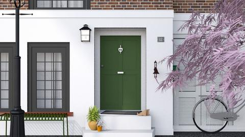 House - Modern - by HenkRetro1960