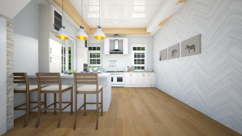 best Kitchen - Classic - Kitchen  - by OliviaStauffer2424