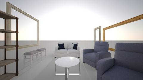 Edmonds2 - Living room - by kloughrin