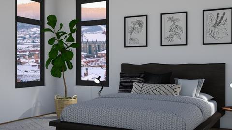 Bedroom  - Bedroom  - by FANGIRLdesigner