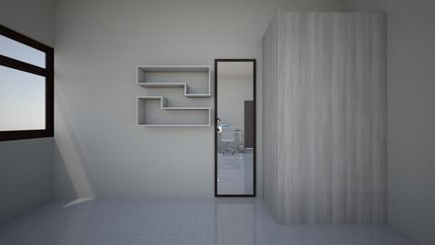 Bedroom design - Bedroom  - by rizkaaa
