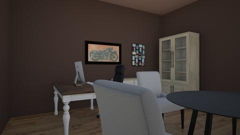salon refachero - Living room  - by Adriancastillosanchez