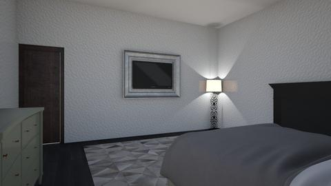 Small bedroom - Bedroom  - by poofmail225