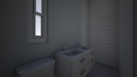 LOHO BATHROOM - Bathroom  - by AlleEvans