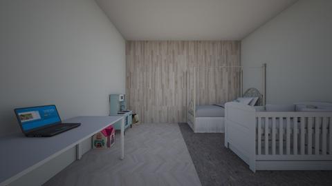 Elizabeth Watt - Kids room - by elizabethwatt16
