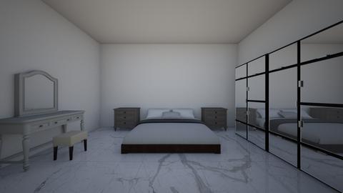 GS Bedroom  - Bedroom  - by gisellee_1278