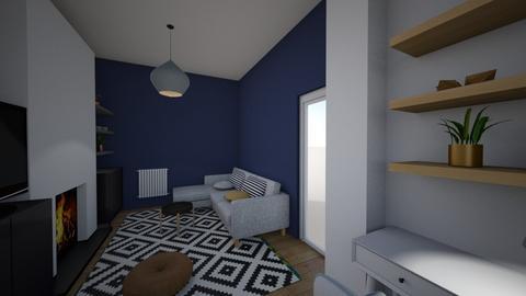 Playroom - Modern - Living room  - by Larkandco_uk