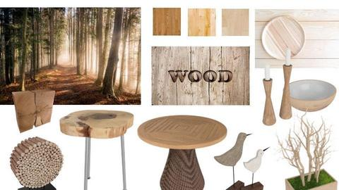 wood - by Snowbell