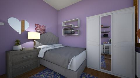 my dream room - Modern - Bedroom  - by dhfgiuagynaevry