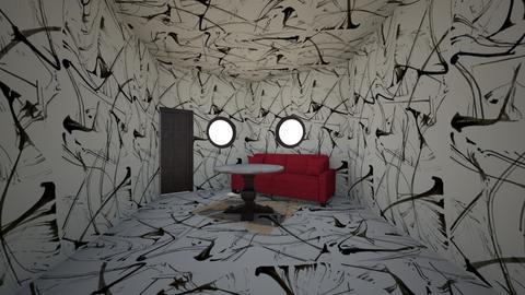 wallpaper room - by NIGHTTACO10