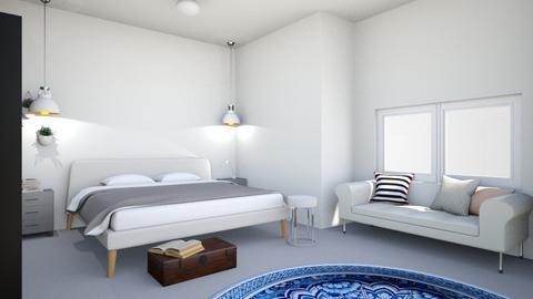 Bedroom 1 - by Evelyn MacRae
