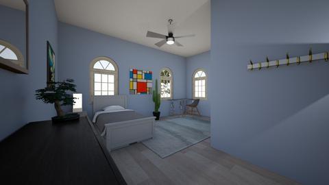 Bedroom - Modern - Bedroom  - by Ejaza