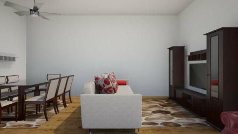 heaven - Living room - by shiema