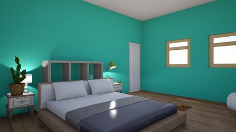 Bedroom 2 - Rustic - Bedroom  - by SheaSvendsen12345678