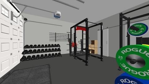 New house Gym - by rogue_aec8cdfc82fe2ef468753eaf03120