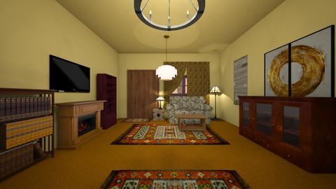 Hispanic Theme Room - Living room  - by mspence03
